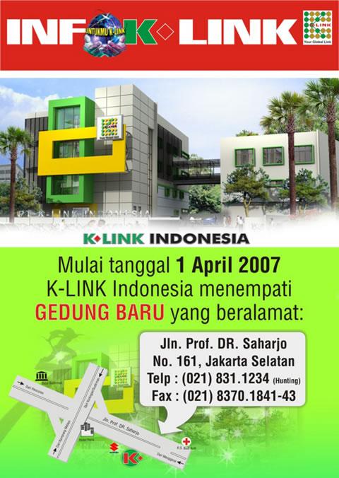 Gedung Baru K-LINK